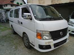 Nissan Caravan 2000cc Petrol 2WD, Auto Excellent Condition