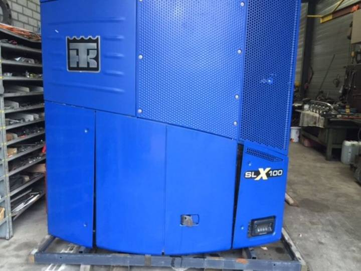 thermo king SLX 100 cargowatch diesel / elektrik super - 2011