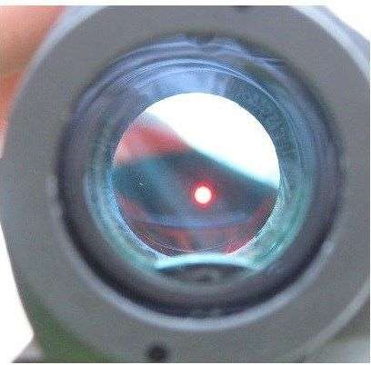 Tactical 1x40 Red Green Dot Sight Scope w/10mm - 20mm Weaver Mounts Sunridge Park - image 2