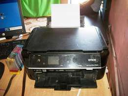 Epson Stylus Photo PX660 printer