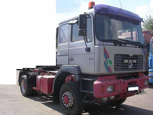 MAN 19.464 SZM 4x4 Retarder - 2000