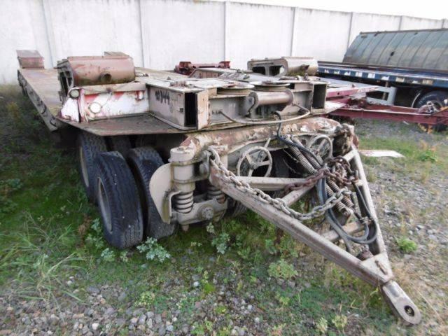 podvalník p-50(id10344) low loader - 2000