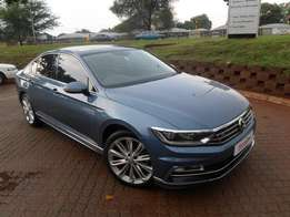 2017 VW Passat 2.0 Executive