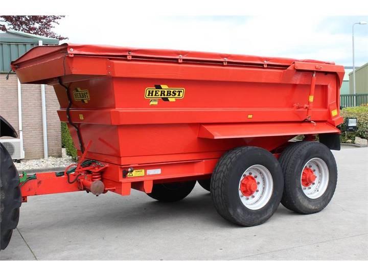 Herbst 12 ton's dumper - 2008
