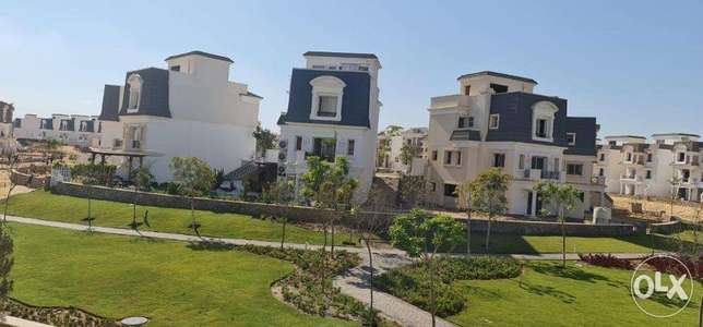 Villa type A in chillout amazing location and installments for 1 year