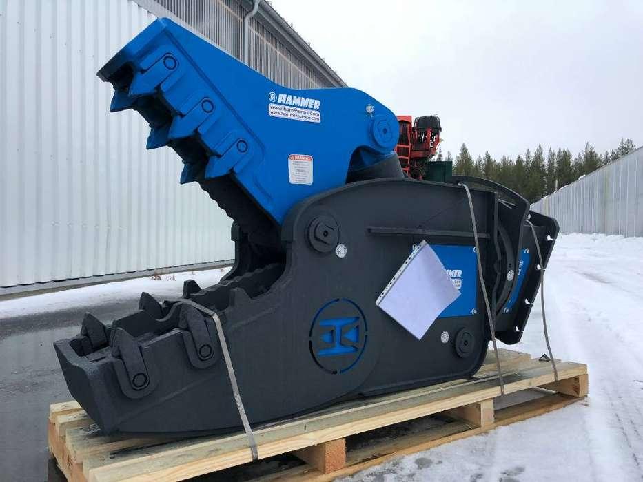 Hammer Rh16 Betongcruscher Roterande - 2018