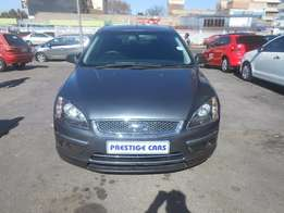 ford focus 1.6 hb 2007 model grey colour