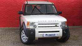 2008 Land Rover Discovery 3 Td V6 Se A/t