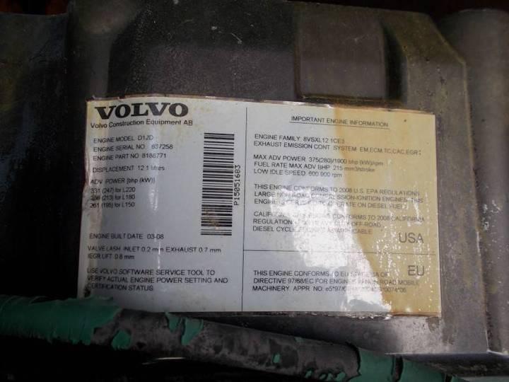 Volvo L180f - 2008 - image 20