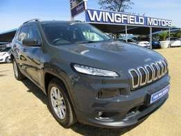2016 Jeep Longitude 2.4 A/T Done very low Kms