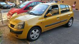 Renault clio 61000km only
