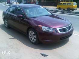 Clean 2008 Honda accord for sale buy and drive