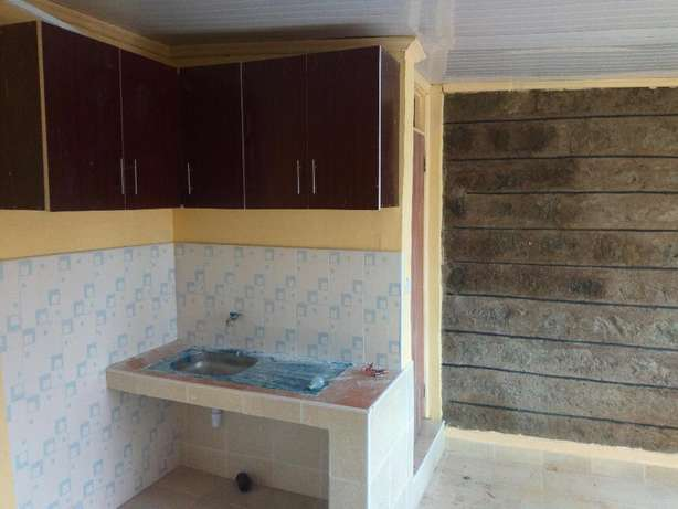 Brand New Bedsitter In An Own Compound Three People Sharing Ongata Rongai - image 3