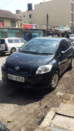 Immaculately Clean 1500cc Accident Free Non-Repainted Toyota Auris Nairobi CBD - image 1