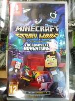 Minecraft:Story mode for Nintendo Switch