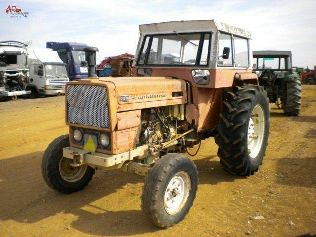 Barreiros 7070 wheel tractor for parts
