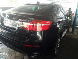 BMW X 6 Diesel Engine Face lifted to 2016 model KCN number 2010 m