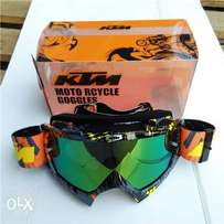 KTM Motorcycle goggles