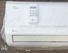LG Inverter 1.5hp Gencool Air Condition
