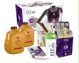 forever living weight loss pack