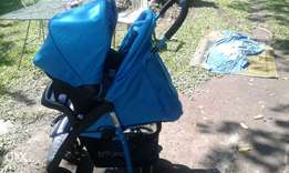 Bounce pram & car chair Travel system