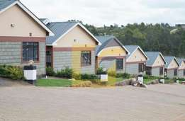 3-Bedroom Maisonettes on Sale in Kenol Kabati off Thika Super Highway