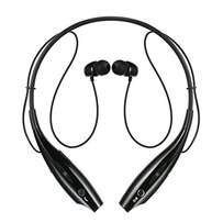 Universal HBS-730 Wireless Bluetooth Stereo Headset - Black
