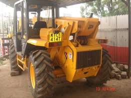 Loadall Farm special JCB