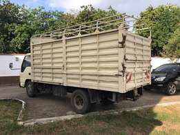 Isuzu NQR local assembly KBMnumber 2010 model Bank finance n hire