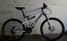 Nomad mountain bike