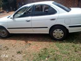 Quick sale of Nissan B15 in its good condition