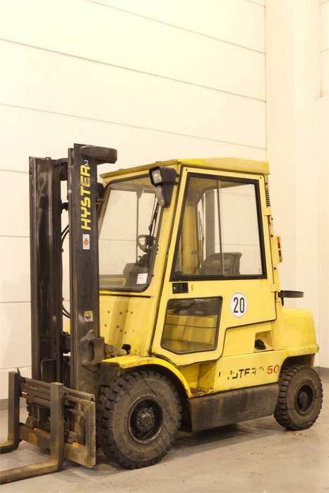 Hyster H 2.50 Xm - 2005
