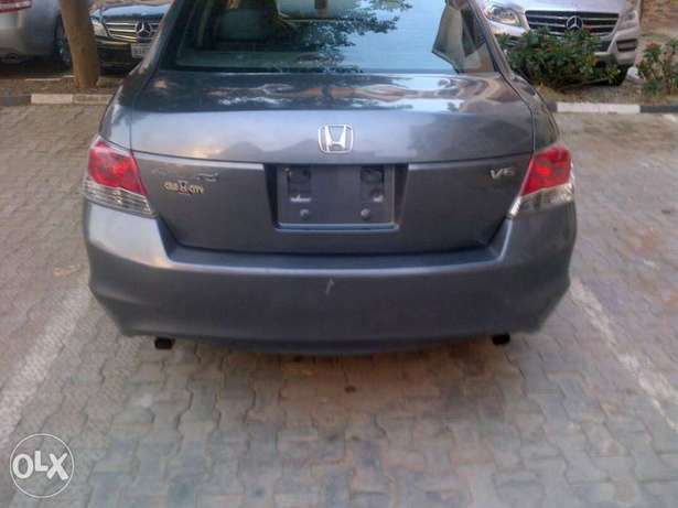 Direct Belgium Honda accord 2009 up for a grab Central Business District - image 1
