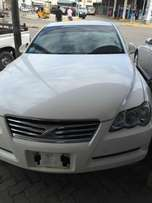 Excellent year 2009 Toyota Mark X