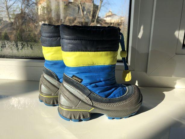 Ecco biom чоботи зимові дитячі 23 р.  1 000 грн. - Дитяче взуття ... 51f84a1e208fc