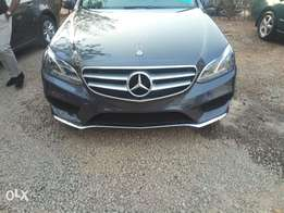 Brand New Mercedes Benz E350