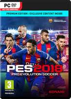 Black Friday Deals Pc Game Pes 2018