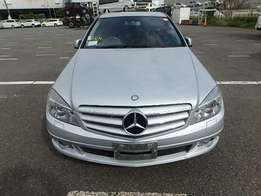 Mercedes-Benz c200 new imported.