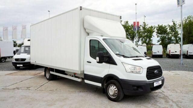 Ford Transit 2.2TDCI/114kw KOFFER 5,5m/klima/zwilling - 2017
