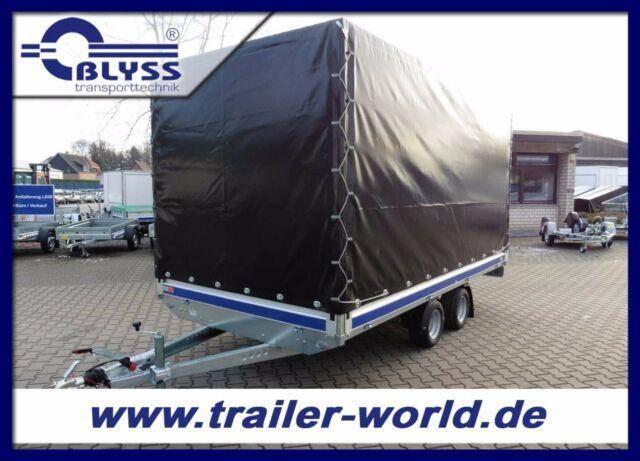 Blyss Hochlader 400x200x200 cm 2700kg GG Plane
