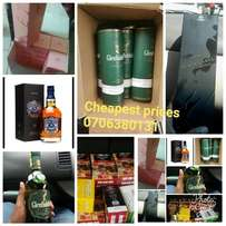 Whiskies delivery
