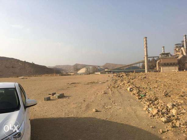 Open Land For Rental (Warehouse) Misfa Near Cement Factory 2000 SQM