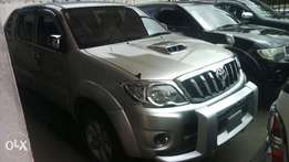 Toyota Hillux manual 4x4