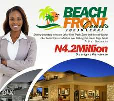 Land for sale at Ibeju Lekki