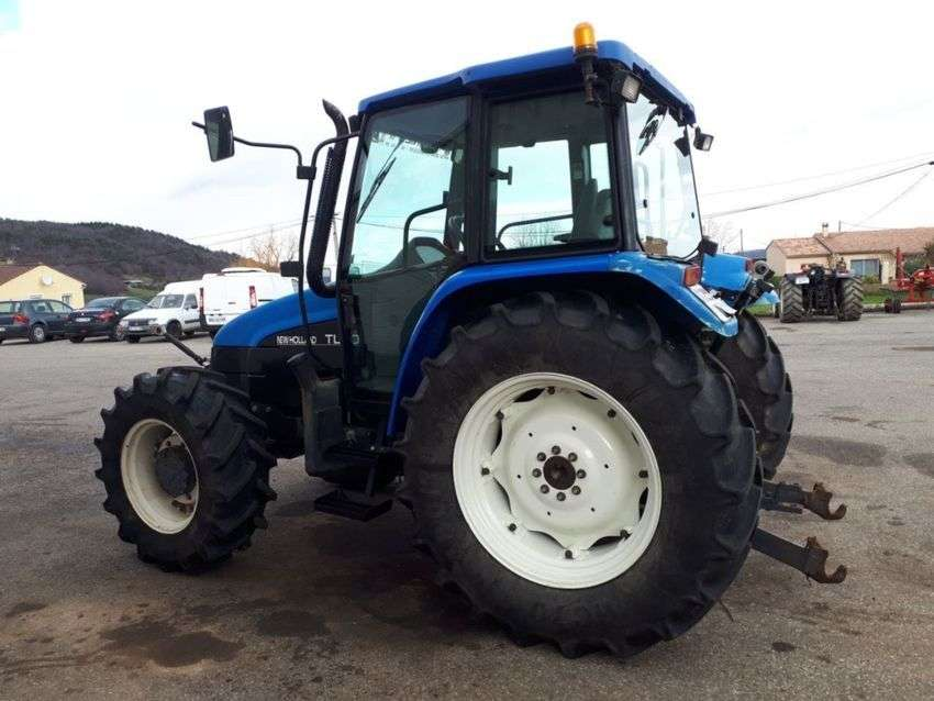 New Holland tl90 - 2001 - image 5