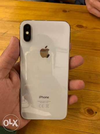 IPhone X 64 with all box