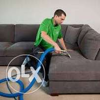 Reliable Upholstery Cleaninig Services