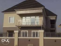 For Lease: Luxury 4 Bdrm Duplex At Hillview Estate, Arab Rd, Kubwa