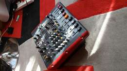 dixon 6 channel mixer