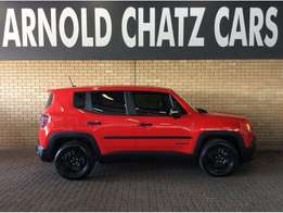 2017 Jeep Renegade 1.6L Sport for sale